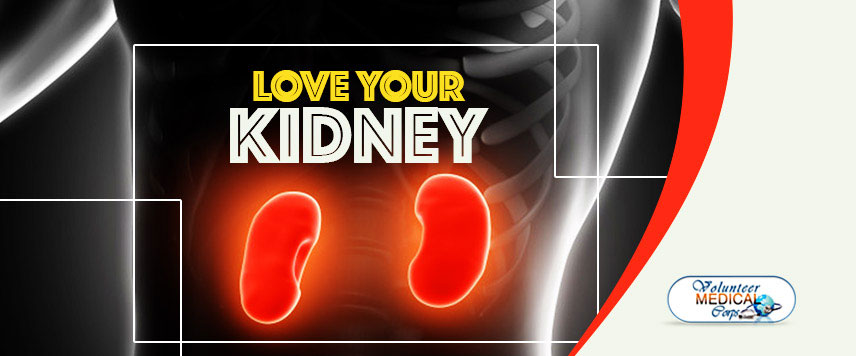 LOVE YOUR KIDNEYS