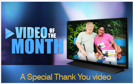 VIDEO OF THE MONTH
